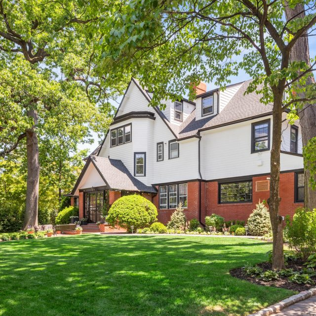 In the Fiske Terrace Historic District, this Colonial Revival house is impeccably modernized for $5M