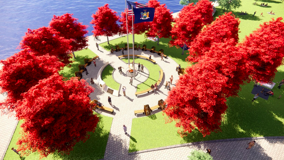 New York to install 'Circle of Heroes' monument in Battery Park City to honor essential workers