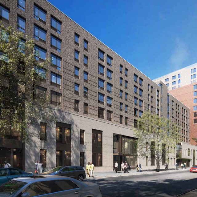 Affordable housing lottery opens at Bedford Union Armory in Crown Heights, from $367/month