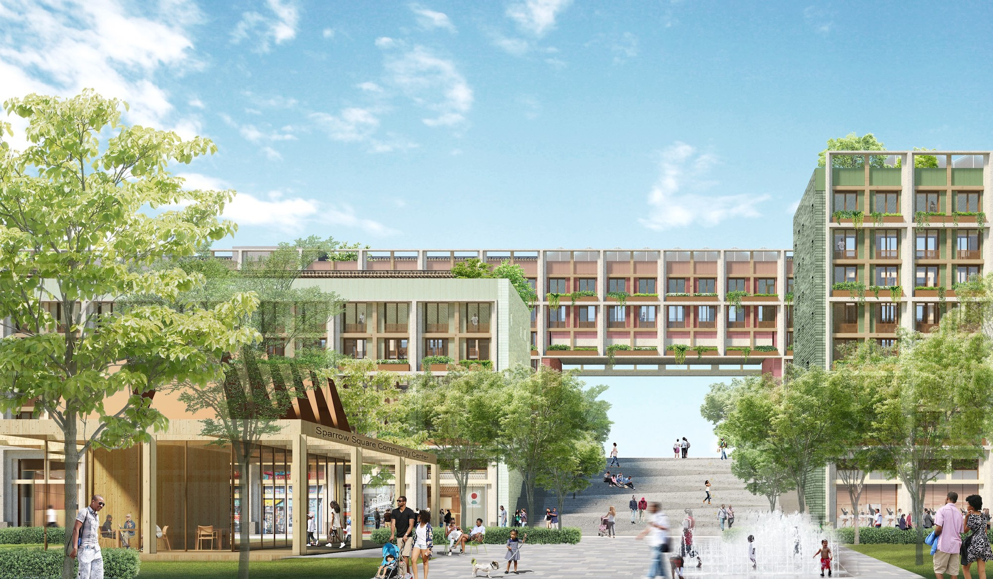 Kingsboro development 3
