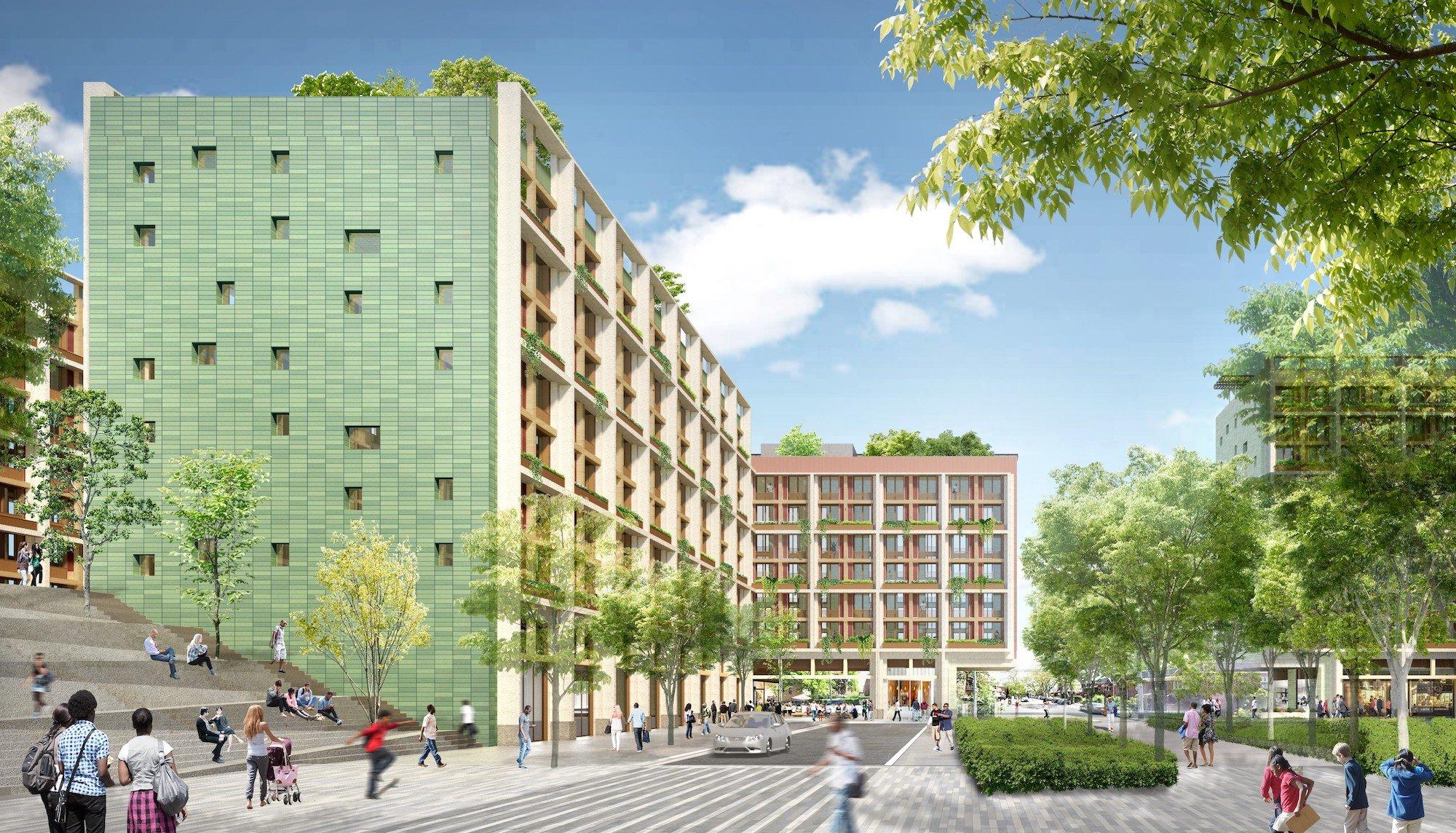 Kingsboro development 4