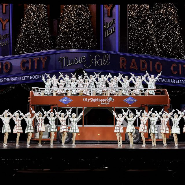 The Radio City Rockettes are coming back this Christmas