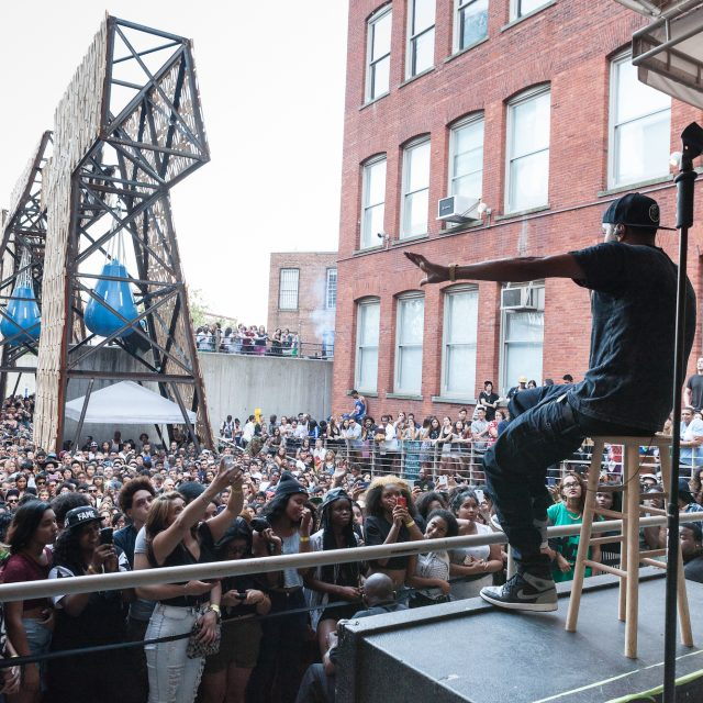 Warm Up, MoMA PS1's outdoor music and dance party, will return this August