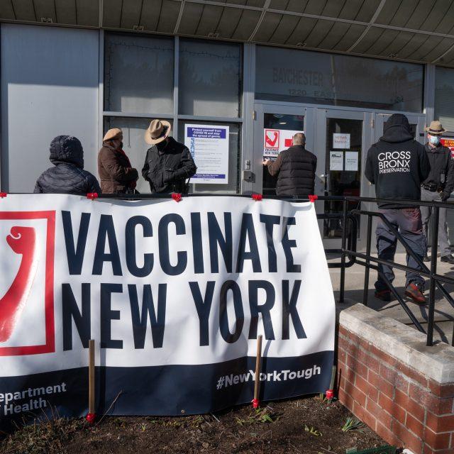 Cuomo announces $15M community-focused vaccine initiative amidst rising Covid cases