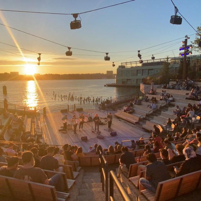 Free four-week arts festival with 160 performances headed to offshore park Little Island