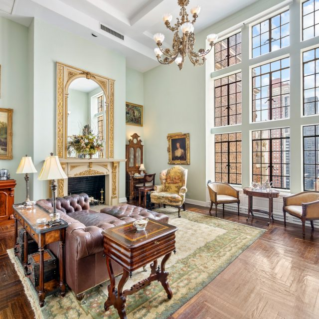 Grand Tudor City penthouse from 'Spider-Man' movies returns for $1.99M