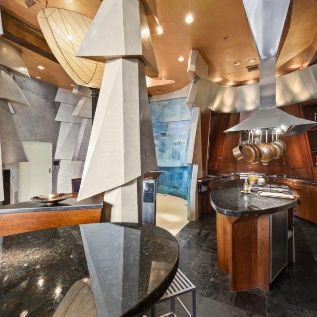 $6M Soho loft of artist Michael Somoroff is full of unique sculptures and strange geometry