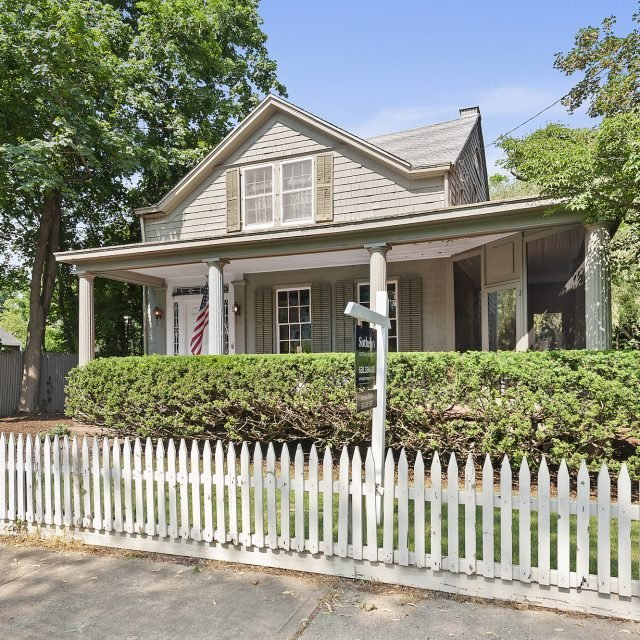 180-year-old Sag Harbor home with ties to local newspaper and Truman Capote lists for $3.2M