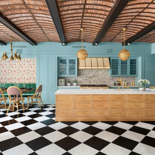 Famous restaurant designer outfitted this $18M Soho duplex with colors, patterns, and playfulness
