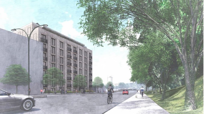 Robert A.M. Stern will design affordable Bronx building with 40 apartments for sale