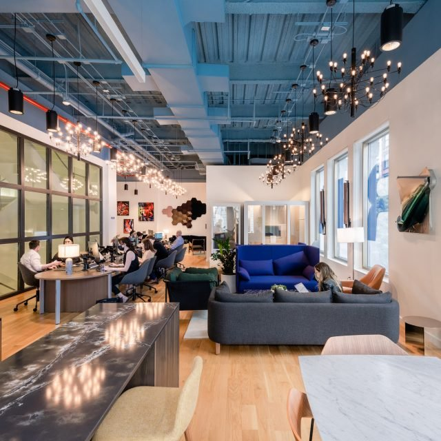 Ryan Serhant unveils SERHANT. House NYC, high-tech 'brokerage of the future' office in Soho