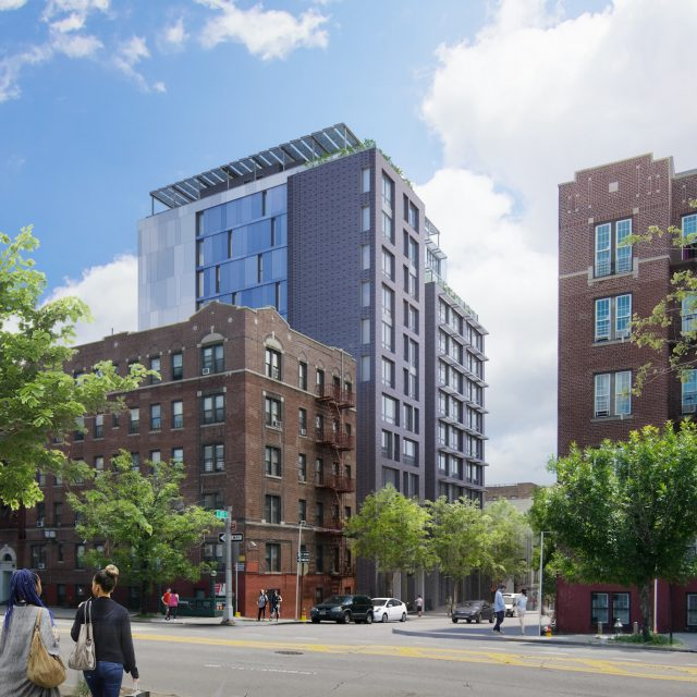 Apply for 41 affordable apartments in the Bronx's Jerome Park, from $592/month
