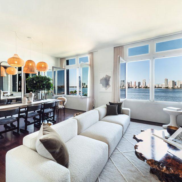 Supermodel Karolina Kurkova lists Tribeca loft with Hudson River views for $4.7M
