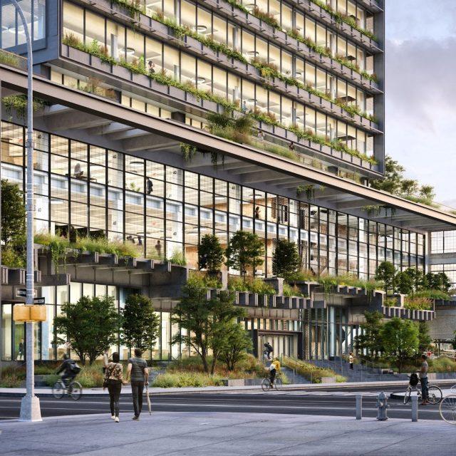 Google will buy St. John's Terminal building in Hudson Square for $2.1B