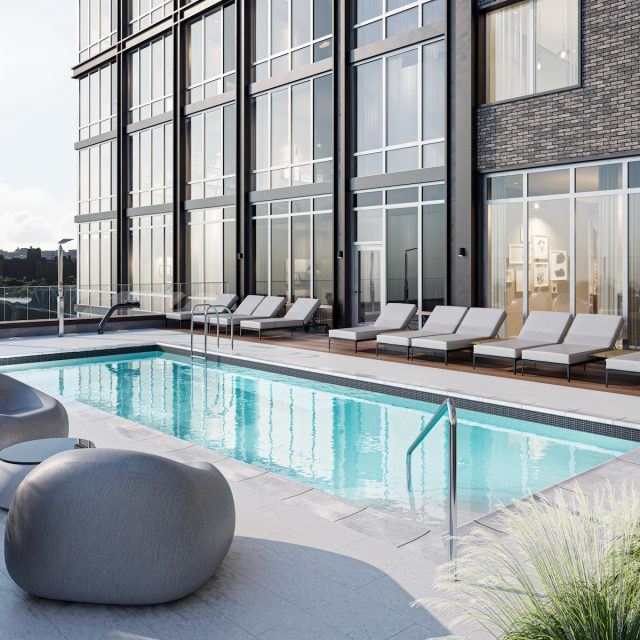 New looks for 7-tower Bankside complex, the priciest development in the Bronx