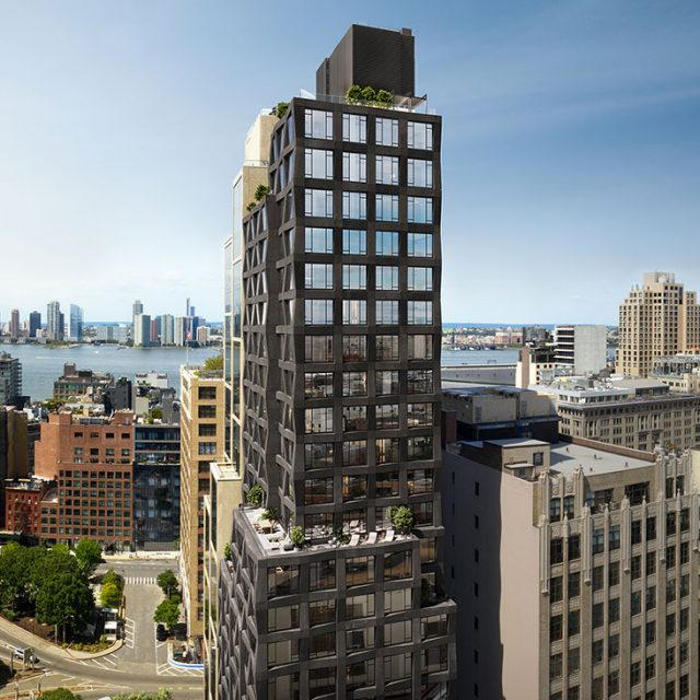 Apply for 30 affordable units at new Hudson Square tower with amazing views, from $1,224/month