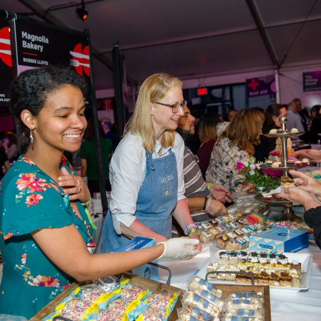 Fun food festivals are coming to the Upper West Side and South Street Seaport this month