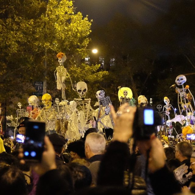 The best 2021 Halloween happenings and spooky spectacles in NYC