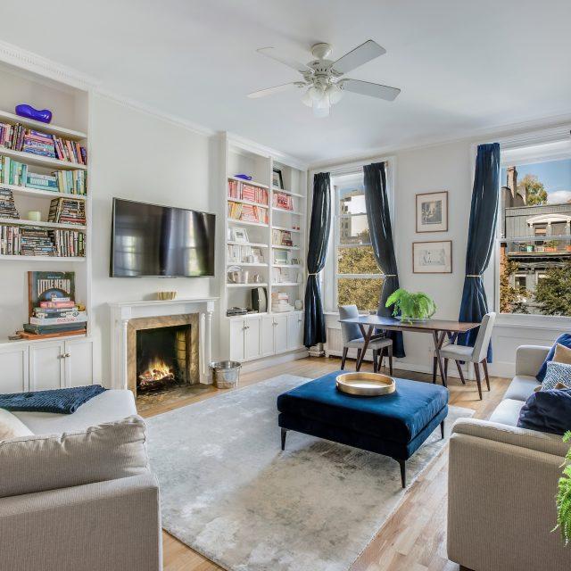 Former Cuomo aide Melissa DeRosa lists her Brooklyn Heights duplex for $2.6M