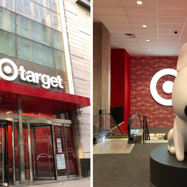 Target opens new store on the Upper East Side